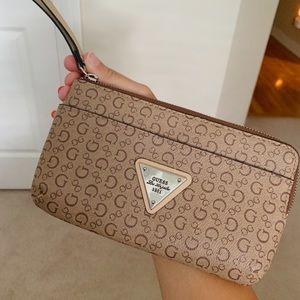 Guess Wristlet/Wallet